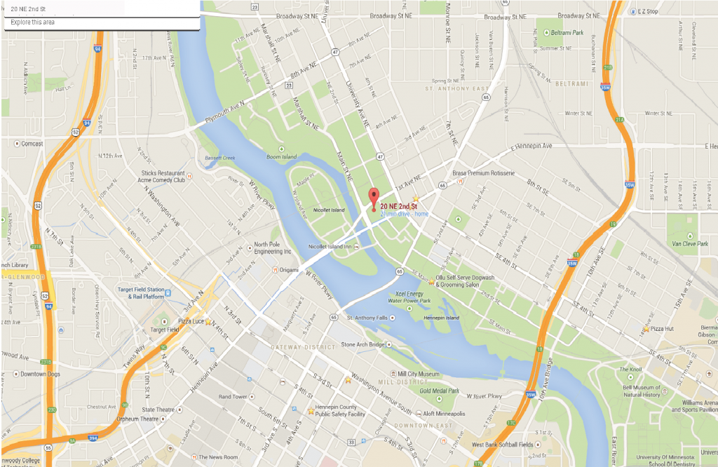 how to make a personal map on google maps